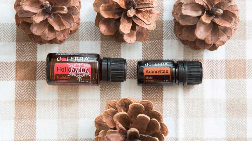 Co na dobry nastrój w święta? Mieszanka Holiday Joy