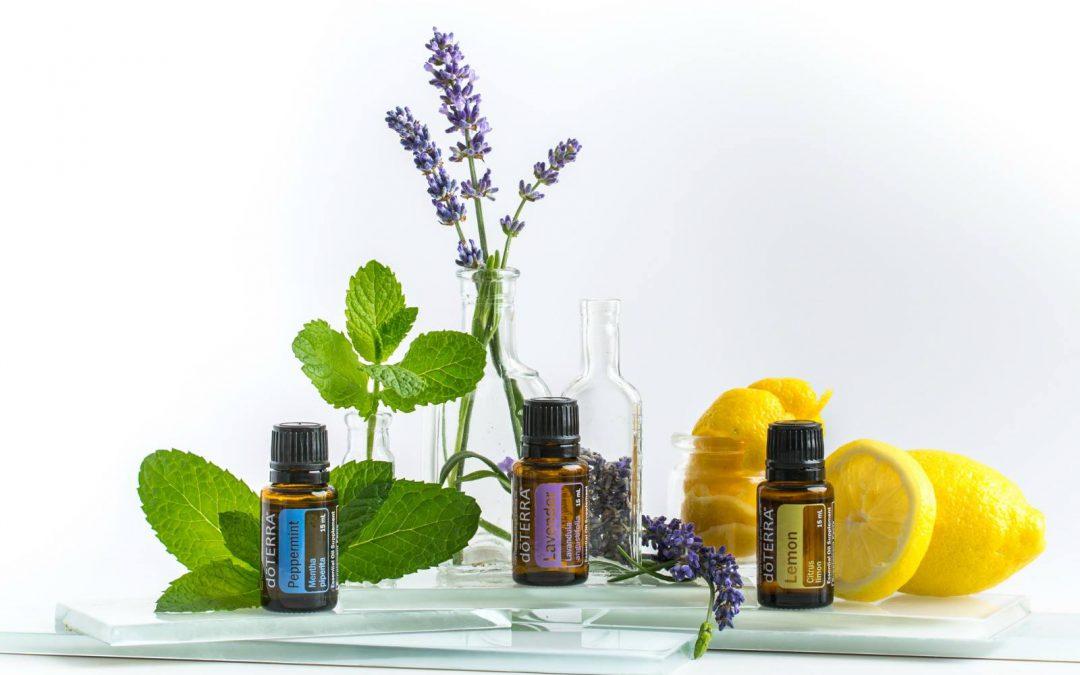 Jak wykorzystać olejki w walce z napięciem i stresem?